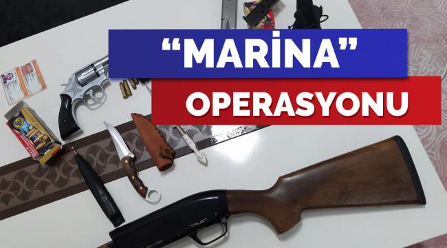 Ankara Emniyetinden Marina Operasyonu