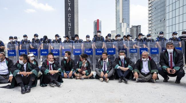 Baro Başkanları'ndan 'Savunma Yürüyüşü'