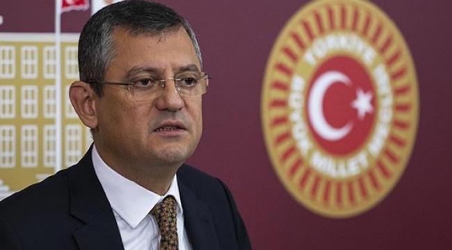 CHP'li Özgür Özel: 'Bizi yenecek olan sözü ile yenebilir'