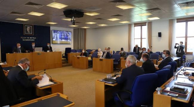 Güvenlik Soruşturması ve Arşiv Araştırması Kanun Teklifi İçişleri Komisyonunda kabul edildi