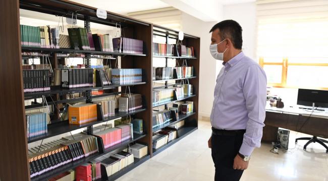 Kütüphaneler randevu ile hizmet verecek