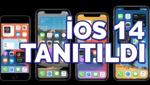 Sahnede iOS 14