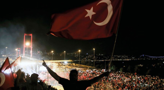 15 Temmuz destanı 4'üncü yılında Türkiye'de ve dünyada birçok programla yaşatılacak