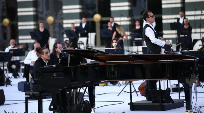 15 Temmuz Destanı Külliye'den senfonik konser ile dünyaya duyurulacak