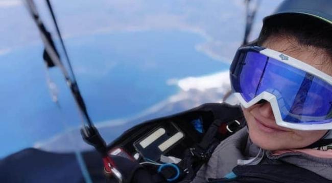 239,2 kilometre uçtu, Türkiye rekoru kırdı