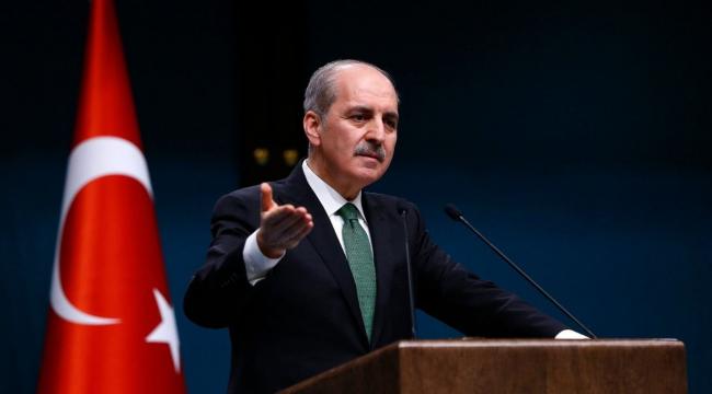 """AK Partili Kurtulmuş: """"Ayasofya meselesi Türkiye'nin egemenlik meselesidir"""""""