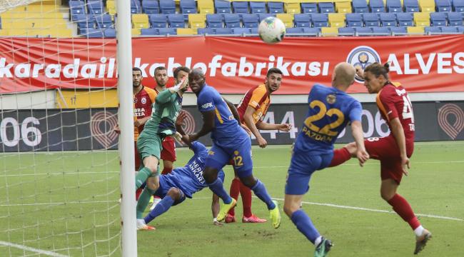 Ankaragücü 1-0 Galatasaray
