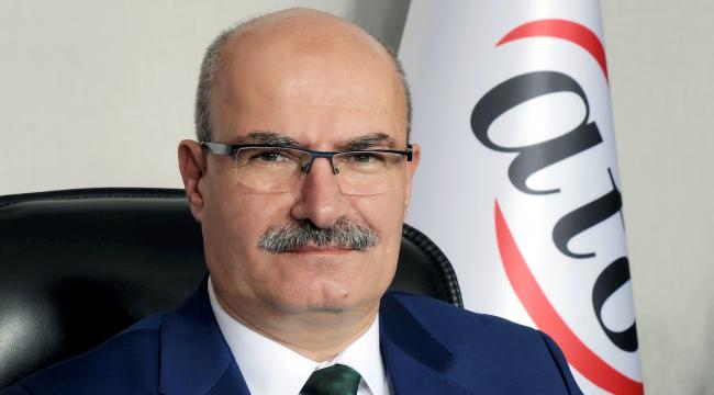 ATO Başkanı Baran'dan 15 Temmuz demokrasi ve milli birlik günü mesajı