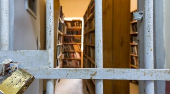 Ceza infaz kurumlarında 1 milyon 102 bin kitap okundu