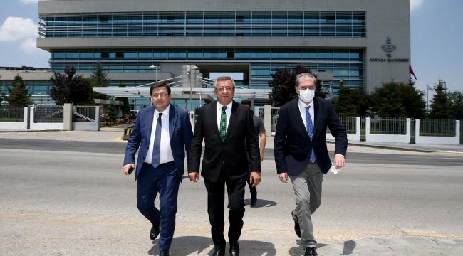 CHP 'çoklu baro düzenlemesi'nin iptali istemiyle AYM'ye başvurdu