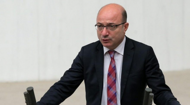 CHP'li İlhan Cihaner, CHP Genel Başkan adaylığını açıkladı