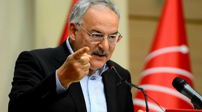 CHP'nin TBMM başkan adayı Anlara Milletvekili Haluk Koç