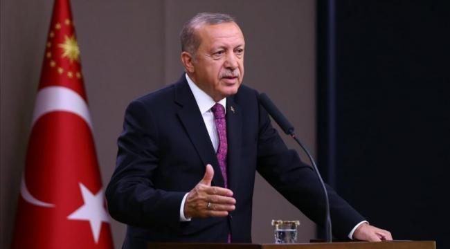 Cumhurbaşkanı Erdoğan: 'Ayasofya kiliseden değil müzeden camiye dönüştürülmüştür'