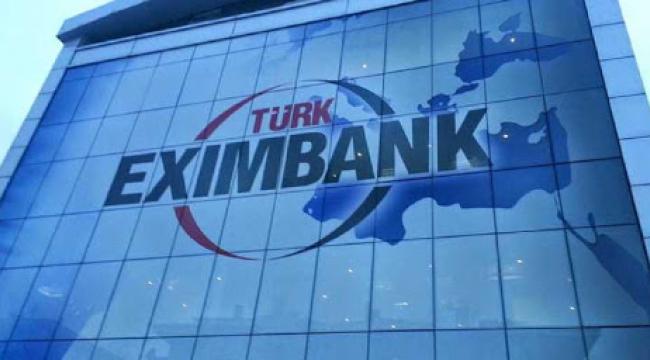 Eximbank'tan bir ilk