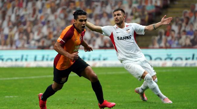 Falcao'nun 1 golü 454 bin Euro