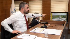 Pursaklar Belediyesi Muhtarlara son 1 yıl anlattı