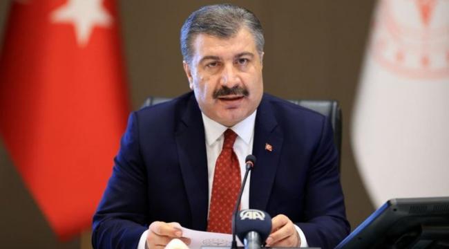 Sağlık Bakanı Koca: Bayramda kısıtlama gündeme getirilmemiştir