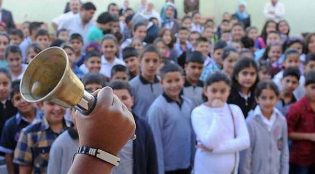 'Salgının seyrine göre okulların açılma tarihi değişebilir'