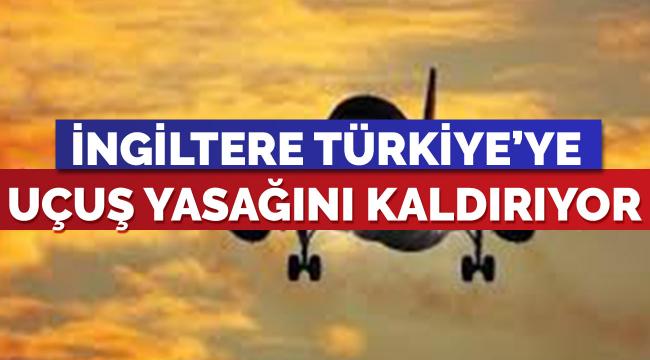 The Telegraph: İngiltere Türkiye'ye uçuş yasağını kaldırıyor