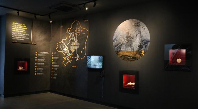Türkiye'nin ilk jeopark müzesi: Kızılcahamam