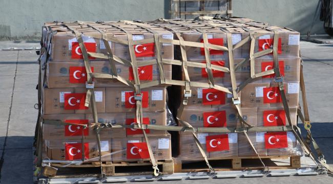 Türkiye Sırbistan'a bir kez daha yardım eli uzatıyor