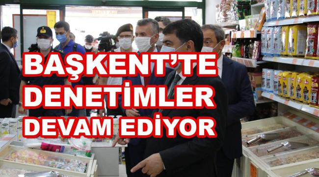 Ankara Valisi Şahin: