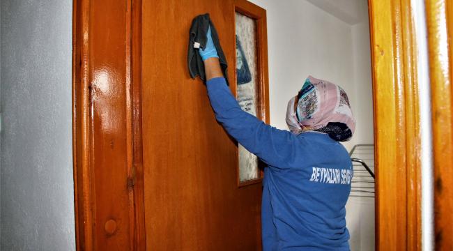 Beypazarı Belediyesi evde bakım hizmetleri