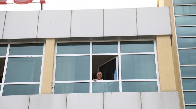 Koronavirüse yakalanan Belediye Başkanı Demirbaş'ın sağlık durumu iyi