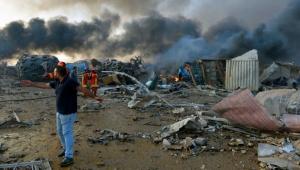 Lübnan'daki patlamada yaralanan Türk sayısı 6'ya yükseldi