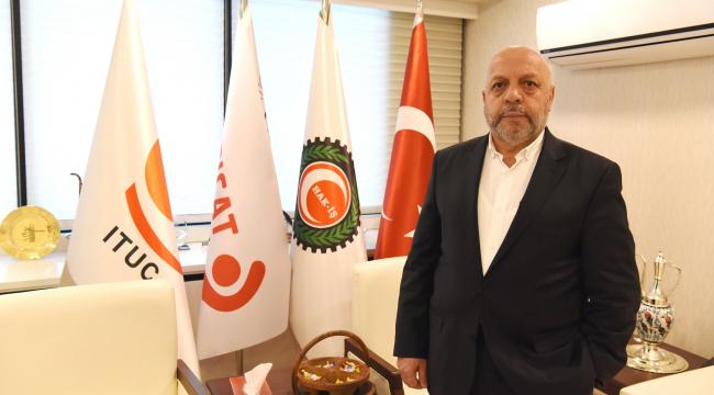 Lübnan'dan Cumhurbaşkanı Erdoğan ve HAK-İŞ'e teşekkür