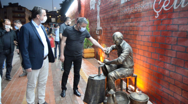 Mehmet Akif Ersoy Parkı yeni yüzüyle beğeni topluyor
