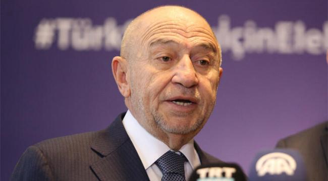 Nihat Özdemir'den 2020-21 sezonu için isim önerisi