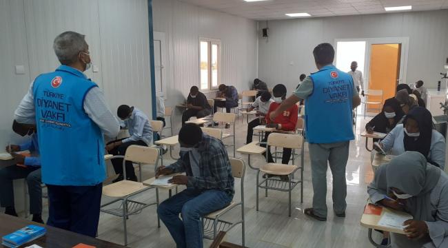 Türkiye'de eğitim görmek için 97 ülkeden 6 bin 295 öğrenci başvuruda bulundu