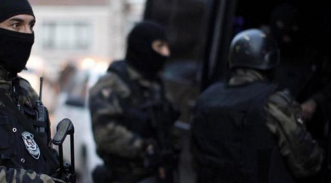 Dev operasyonda 422 aranan şahıs yakalandı