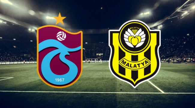 Trabzonspor - Yeni Malatyaspor 3 - 1