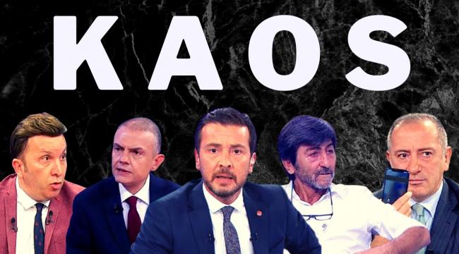 Türk futbolunda kaos gecesi