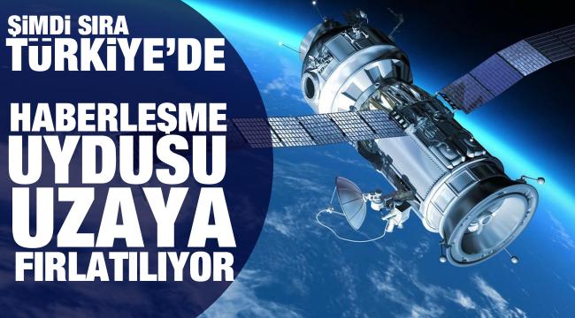 Türksat 5A haberleşme uydusu uzaya fırlatılacak