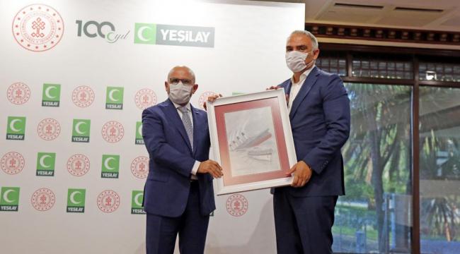 Yeşilay ve T.C. Kültür ve Turizm Bakanlığı'ndan iş birliği protokolü
