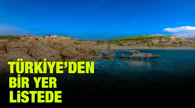 Avrupa'nın en güzel 10 adası seçildi