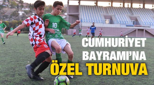 Cumhuriyet Bayramı'na özel turnuva