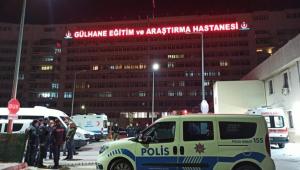 İntihar eden gencin yakınları polise saldırdı