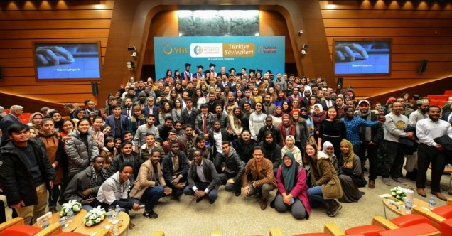 YTB'nin Uluslararası Öğrenci Akademisi'ne başvurular başladı