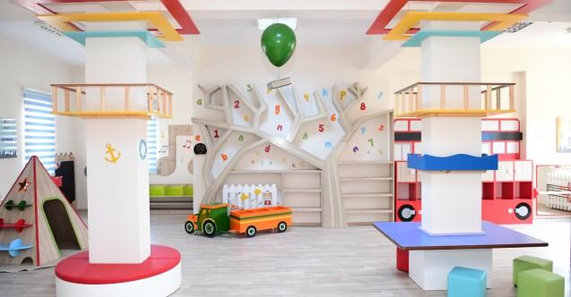 Altındağ'ın bebek kütüphanesi açılışa hazır