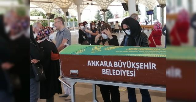 Ankara'da kocası tarafından canice katledilen Zeynep Erdoğan son yolculuğuna uğurlandı