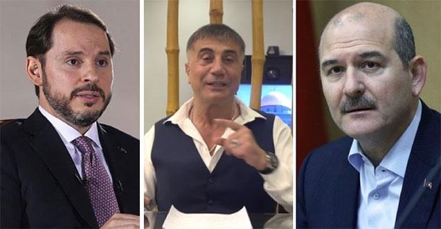 Sedat Peker 4. videoyu Youtube hesabında yayınladı! Süleyman Soylu için bakın ne dedi?