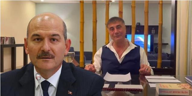 Süleyman Soylu'dan Sedat Peker'e suç duyurusu