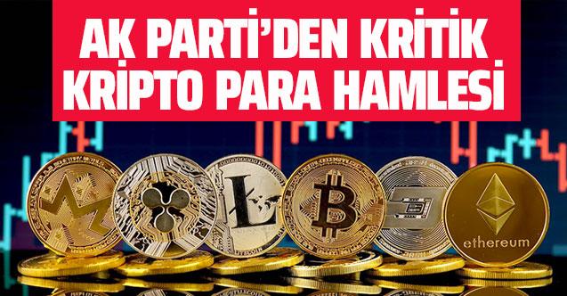 AK Parti kripto para yasa çalışmasını hızlandırdı! Kripto paralar mağduriyet yaratmayacak
