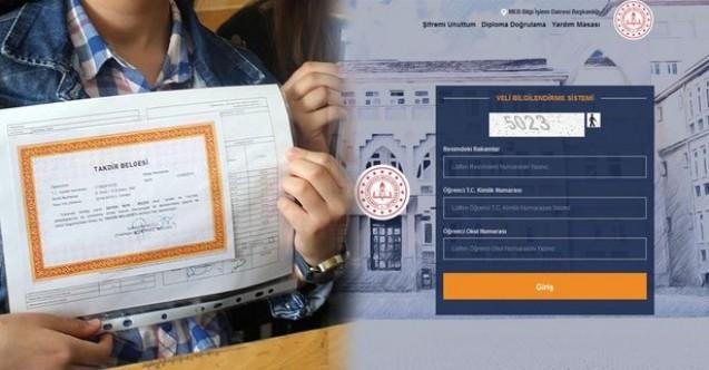 E-okul üzerinden Karneler erişime açıldı! Peki, karneler nasıl görüntülenir? VBS sorgulama ekranı nasıl açılıyor?