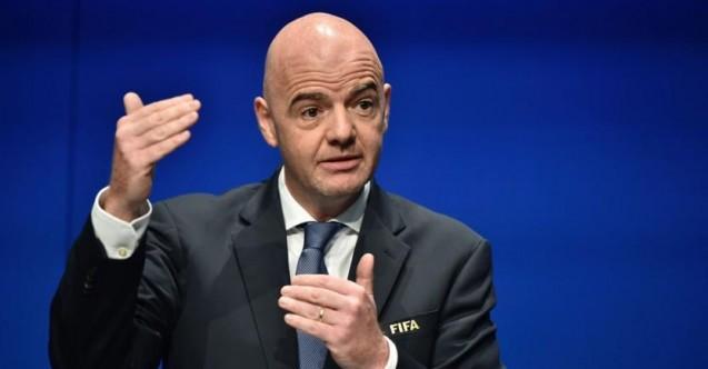 FIFA Başkanı'ndan ofsayt kuralı açıklaması