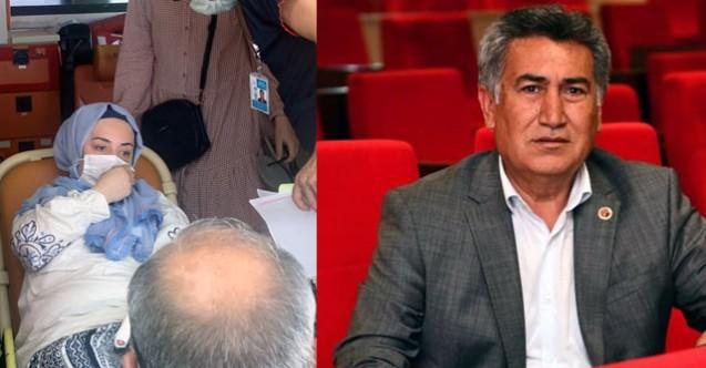 İYİ Parti Meclis üyesi Ali Aksoy boşandığı gün eşini bıçakladı!